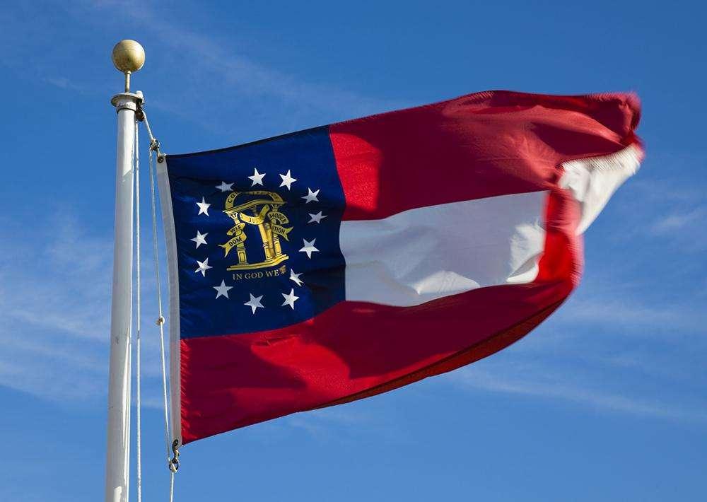 GA Flag
