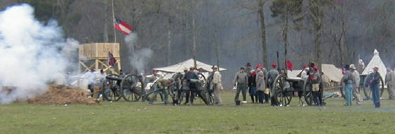 Annual Siege at Bridgeport
